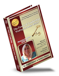 "Bardi Toto co-author of The Power of Leadership: ""Finding the Leader Within"""