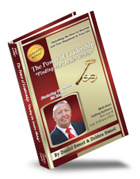 "Ed Mercer co-author of The Power of Leadership: ""Finding the Leader Within"""