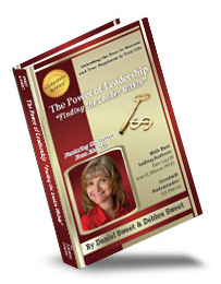 "Fran McCully co-author of The Power of Leadership: ""Finding the Leader Within"""