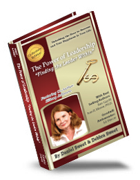 "Hillary Jollimore co-author of The Power of Leadership: ""Finding the Leader Within"""