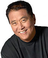 "Robert Kiyosaki - Best Selling Author of ""Rich Dad Poor Dad"" Series"