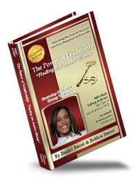 "Tracey Walker co-author of The Power of Leadership: ""Finding the Leader Within"""